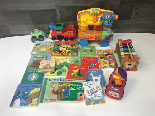Toddler Read & Play Bundle