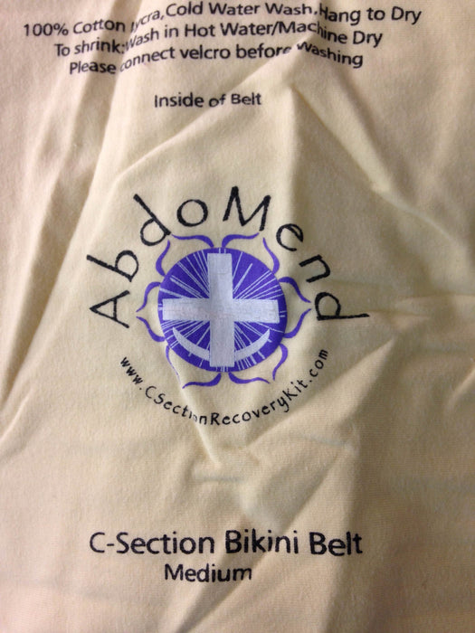 AbdoMend C-Section Recovery Kit