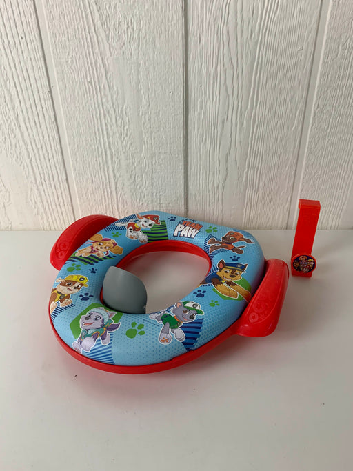 used Nickelodeon Paw patrol Soft Potty Seat