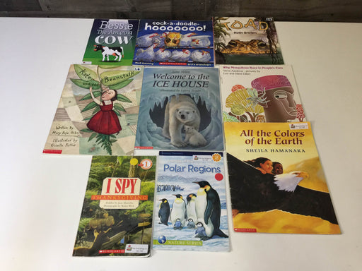 BUNDLE Paperback Picture Books