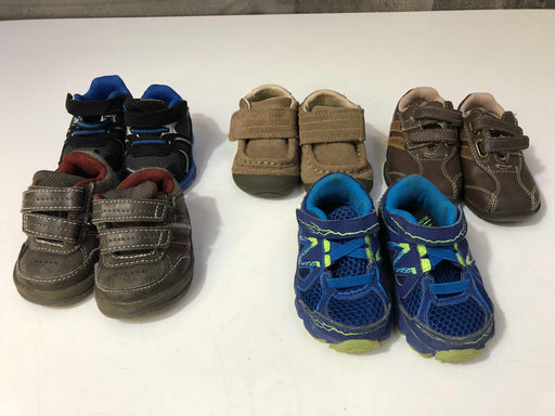BUNDLE Toddler Shoes, Size 2 And 3
