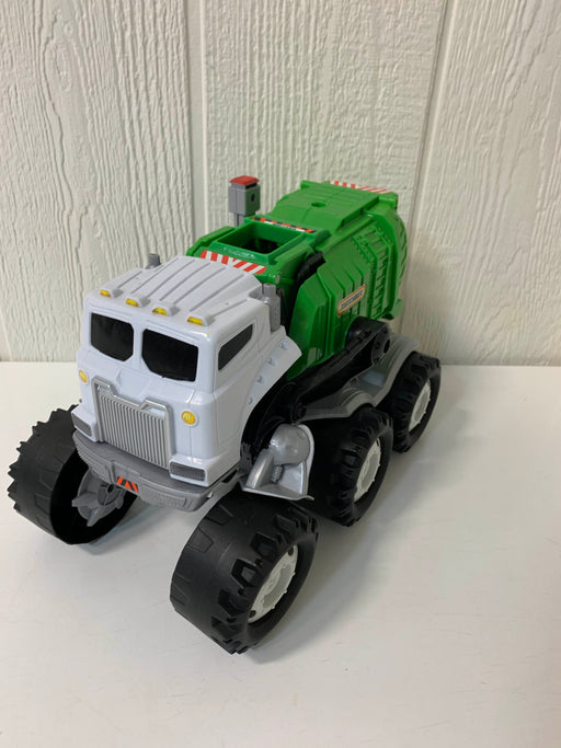 used Mattel Matchbox Stinky The Garbage Truck