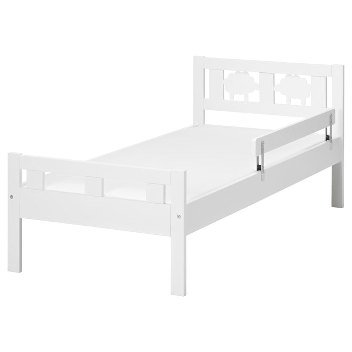 Ikea KRITTER Bed Frame And Guard Rail