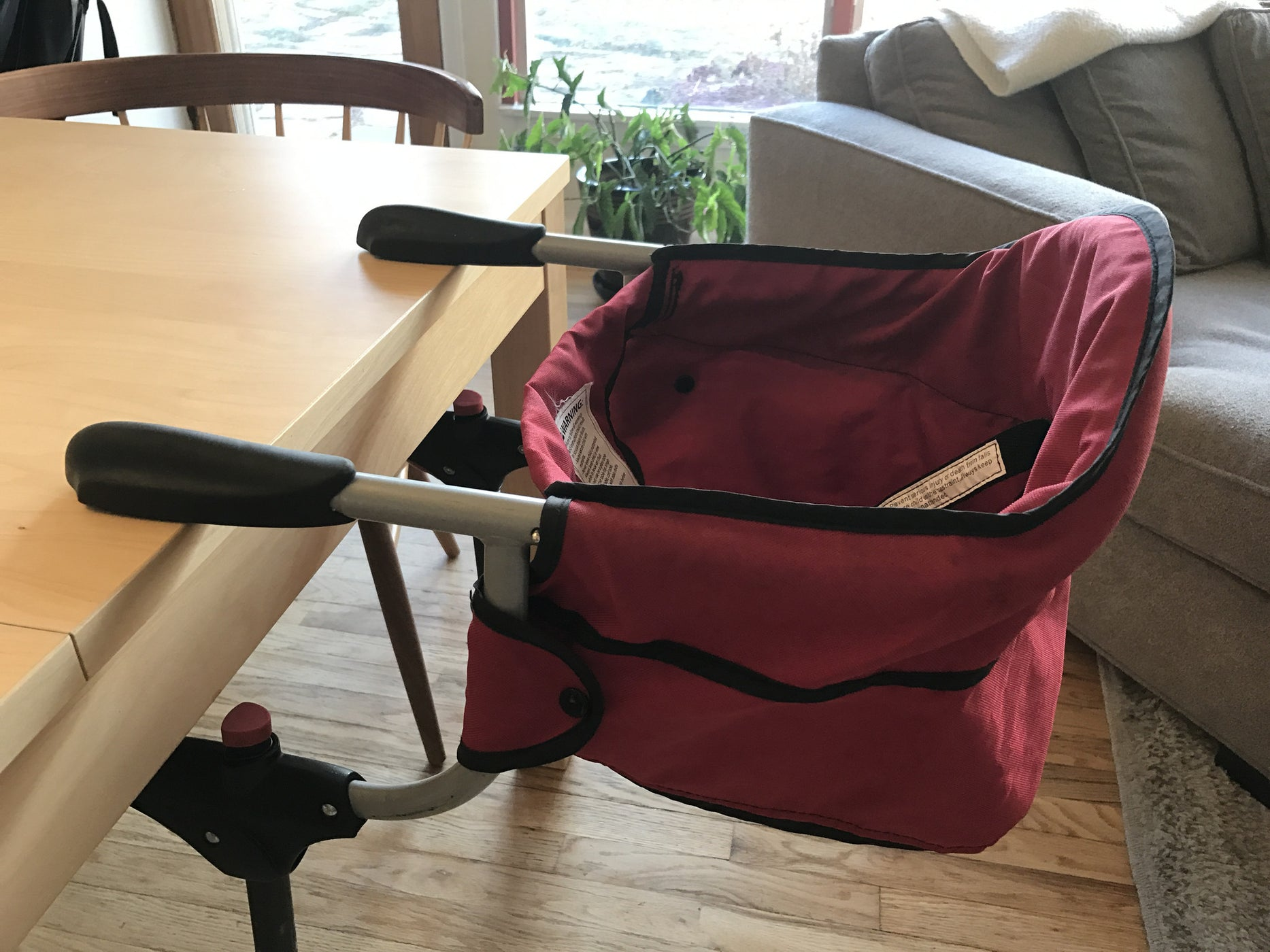 Chicco Hook-on High Chair