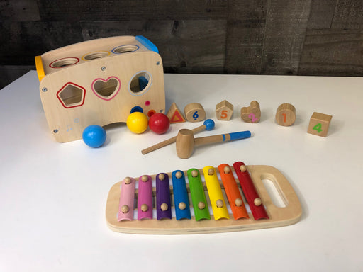 RoliMate Wooden Learning Toy