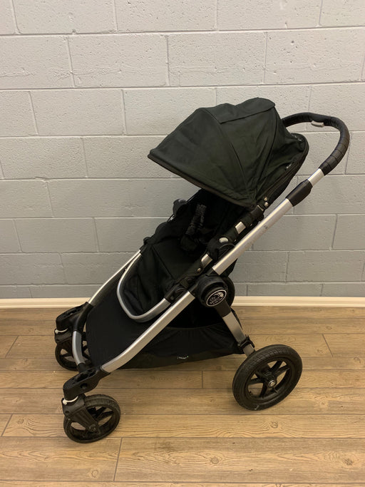 Baby Jogger City Select Single Stroller, Black, 2016