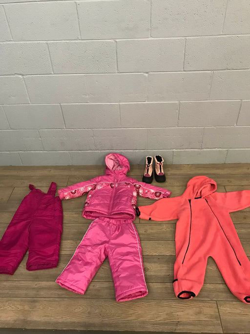 BUNDLE Toddler Outerwear