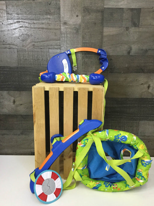 used Baby Einstein Sea And Discover Door Jumper