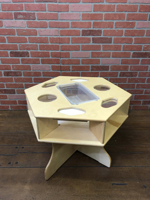 used Discount School Supply Science Activity Table