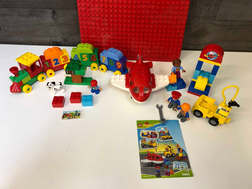 Lego Duplo Train And Airport Collection