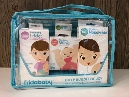 used BabyFrida Bitty Bundle Of Joy Healthcare And Grooming Set