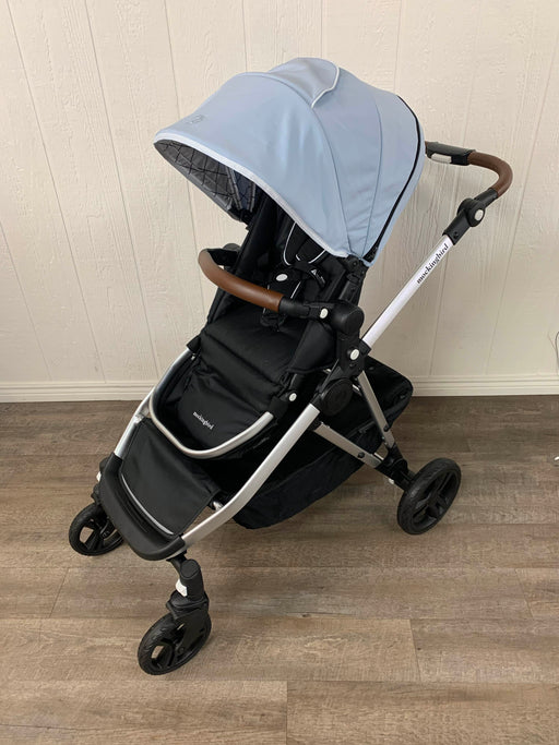 used Mockingbird Single to Double Stroller, 2020, Sky