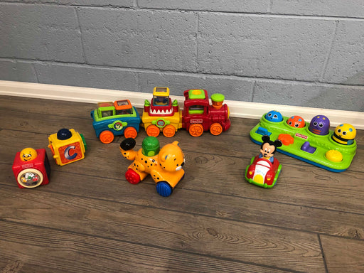 BUNDLE Infant And Toddler Toys