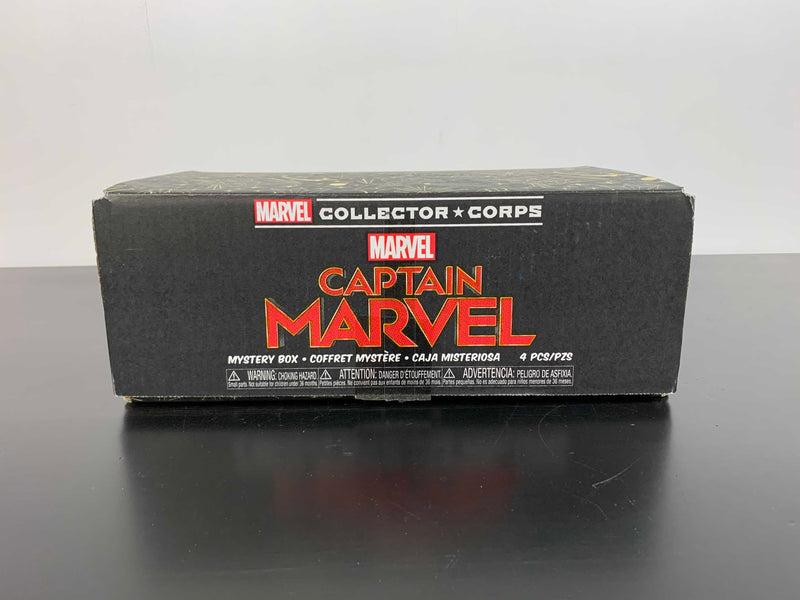used Marvel Collector Corps: Captain Marvel
