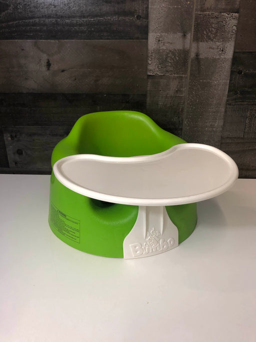 used Bumbo Floor Seat With Play Tray
