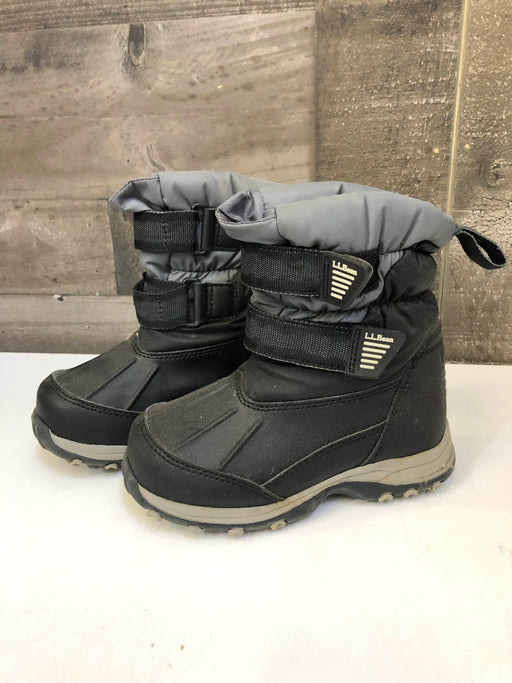 LL Bean Snow Boots, Toddler 10