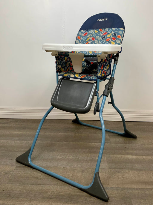 used Cosco Simple Fold Highchair