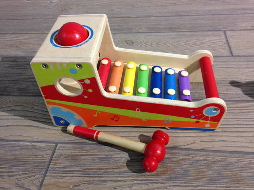 Hape Pound And Tap Music Xylophone