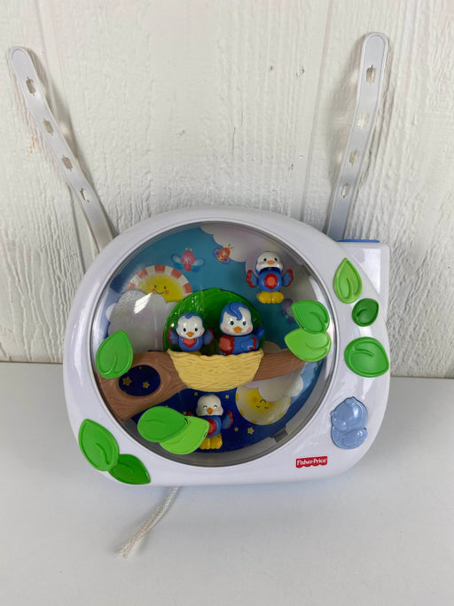 used Fisher Price Crib Rail Soother