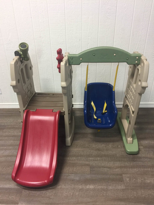 used Little Tikes Hide & Slide Climber