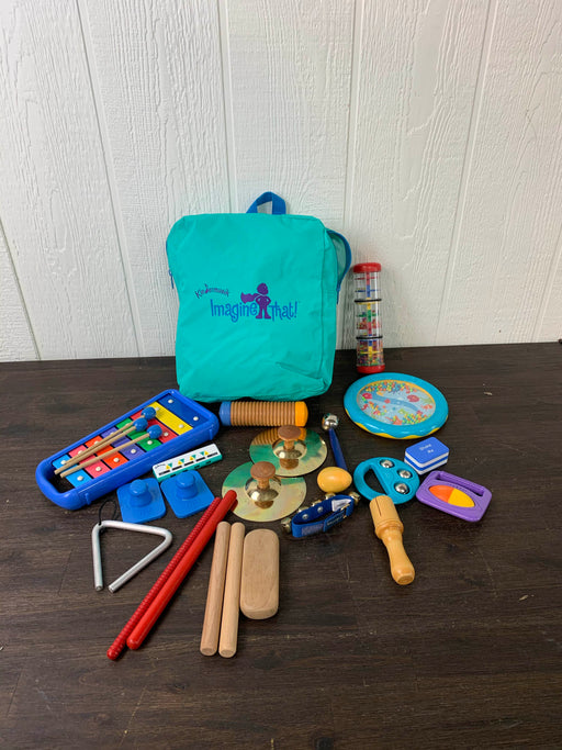 used Kindermusik Musical Instrument Set
