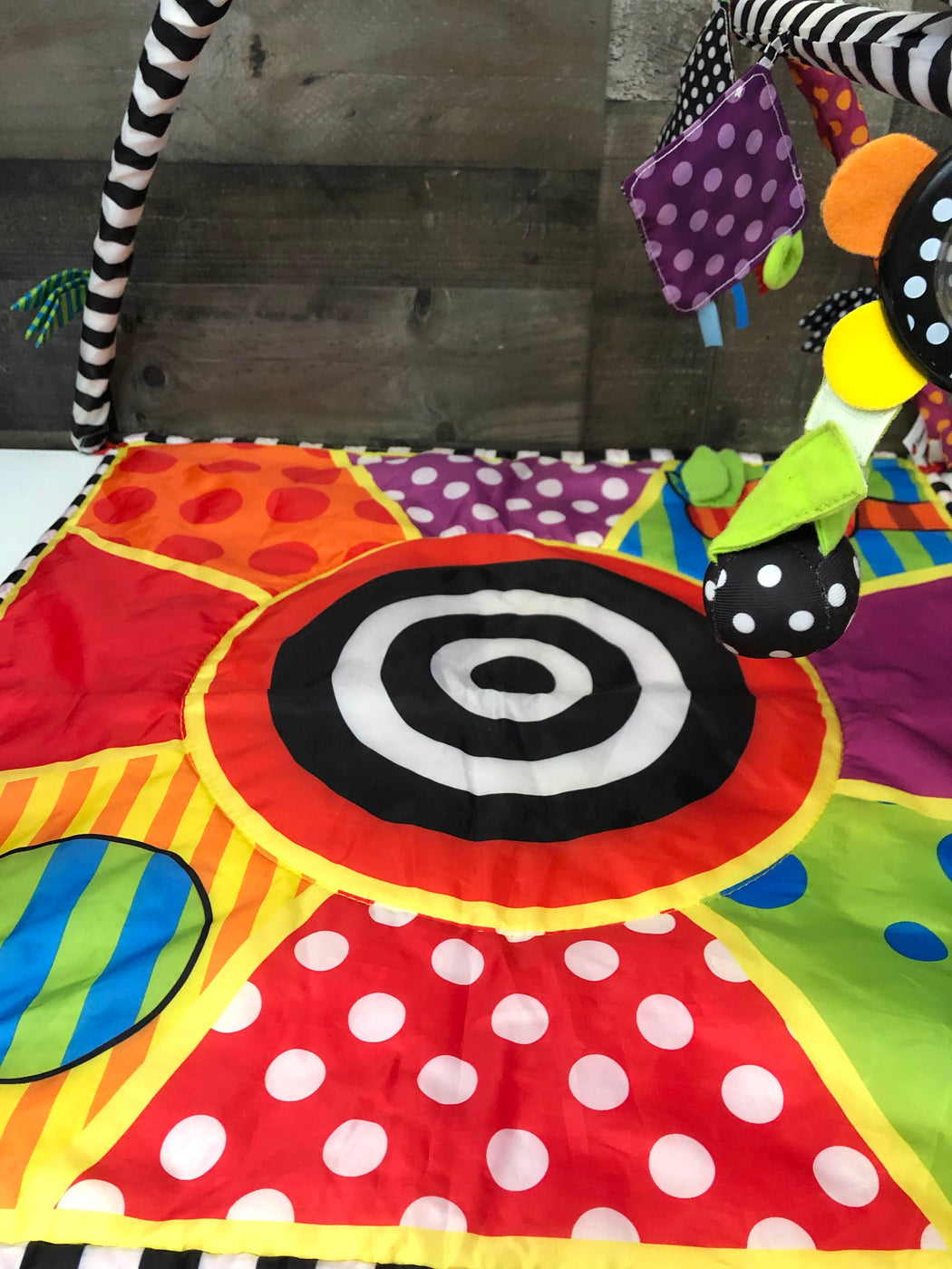 used Sassy Developmental Playmat