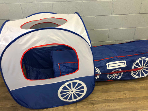 sViper Train Play Tent And Tunnel