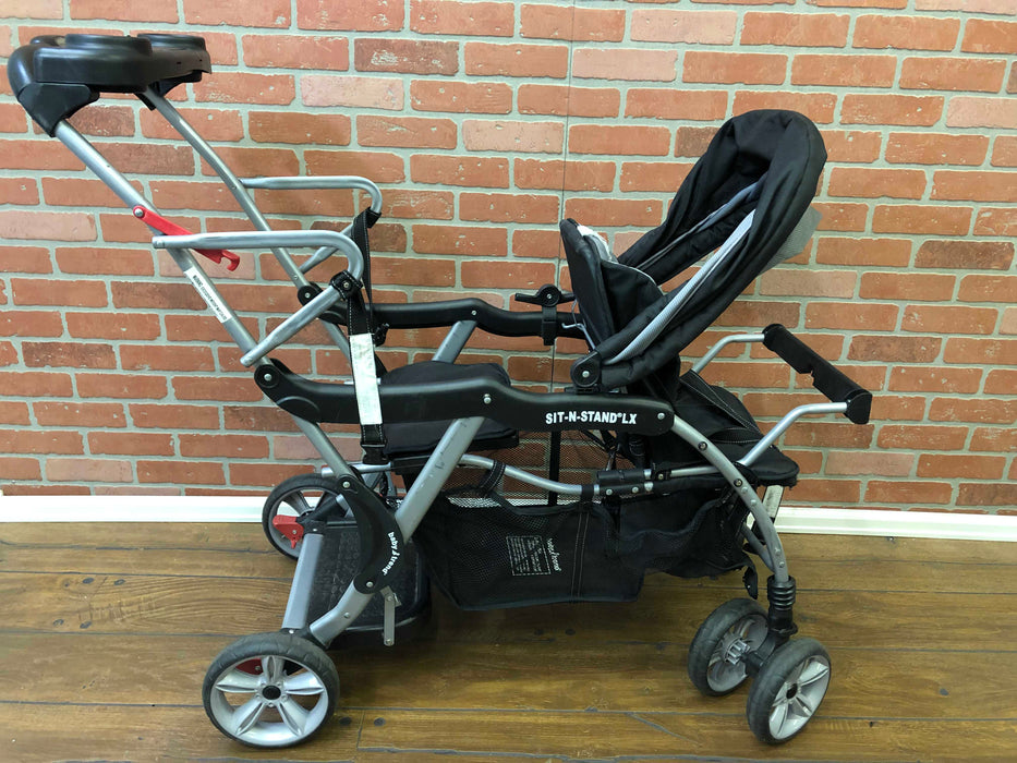 Baby Trend Sit N Stand Tandem LX Stroller, 2009