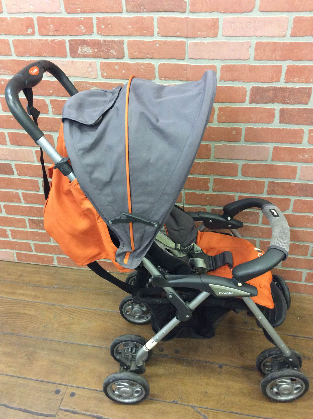 secondhand Combi Fold N Go Stroller