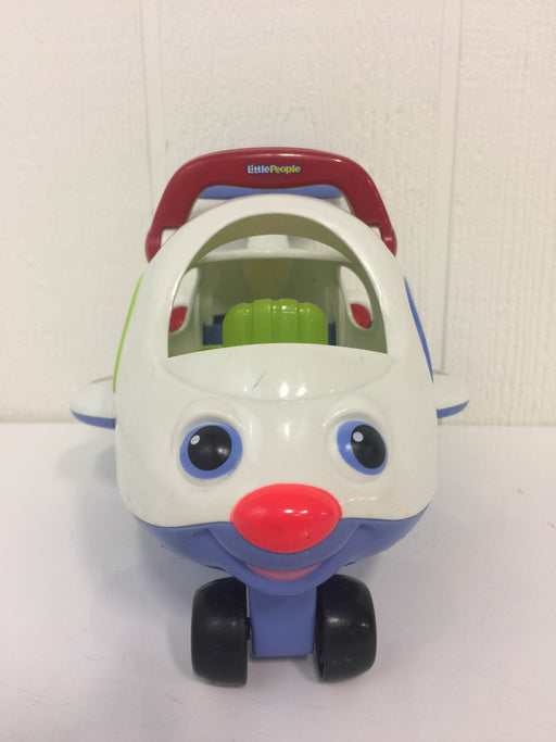 used Fisher Price Little People Lil' Movers Airplane