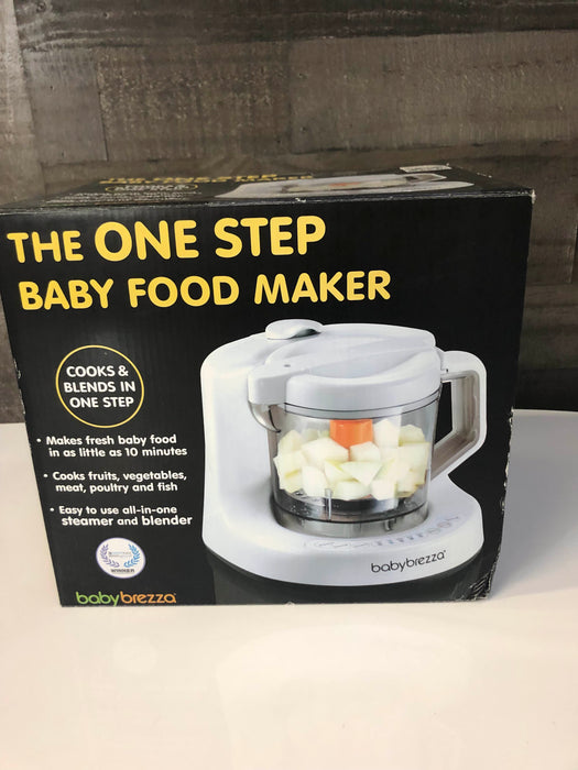 Baby Brezza The One Step Baby Food Maker