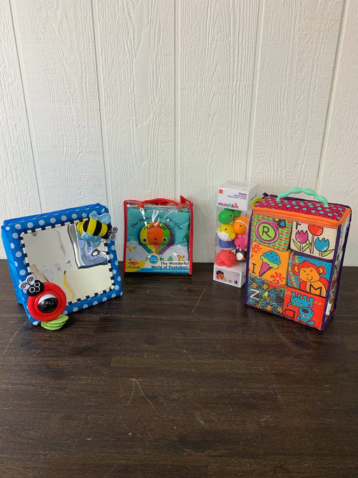used BUNDLE Toddler Toys