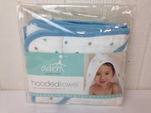 used Aden + Anais Hooded Bath Towel