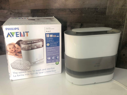 Philips Avent 4-in-1 Electronic Steam Sterilizer