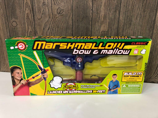 used Marshmallow Fun Company Marshmallow Bow And Mallow