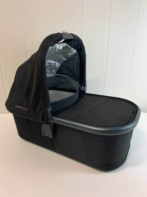 used UPPAbaby Bassinet, 2015, Jake (Black)