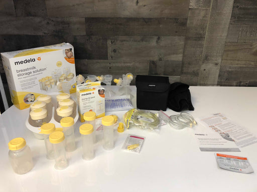 Medela Pump In Style Advanced Breast Pump And Storage System