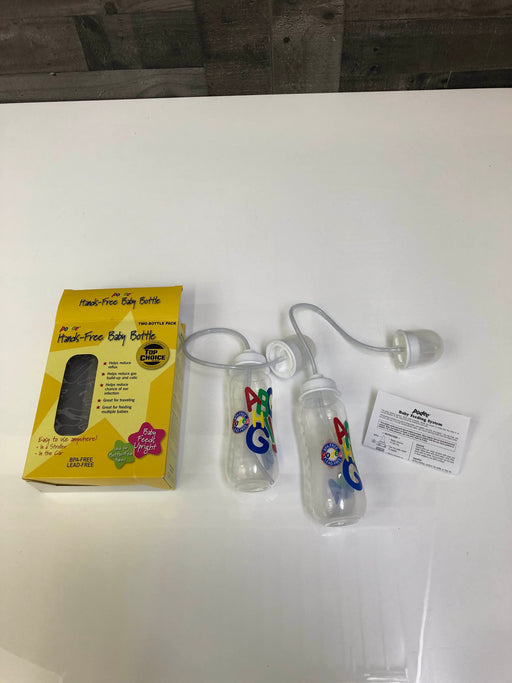 Podee Hands Free Baby Bottle Twin Pack