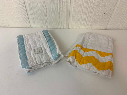 used BUNDLE Bibs And Burp Cloths