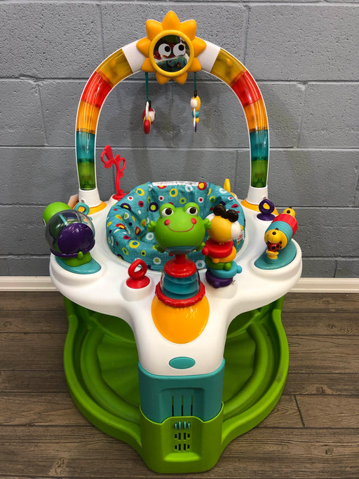 Bright Starts 2-n-1 Silly Sunburst Activity Gym And Saucer