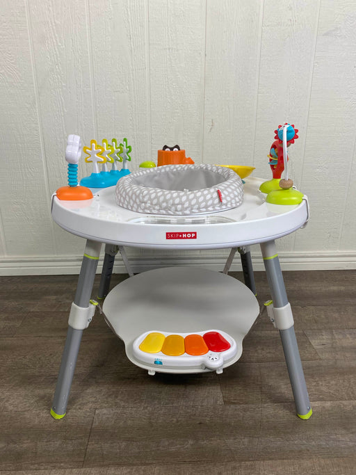 used Skip Hop Explore and More Baby's View 3-Stage Activity Center