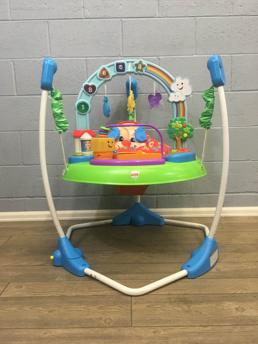 Fisher Price Activity Jumperoo, Laugh and Learn Puppy