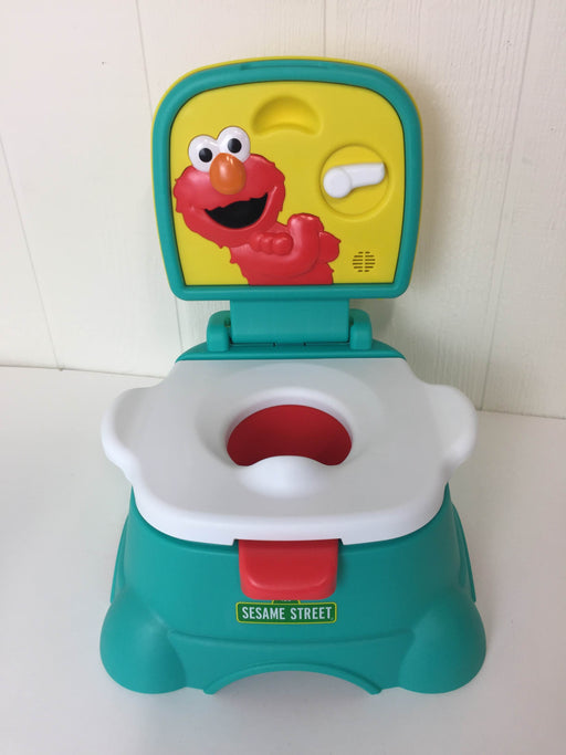 used Sesame Street Elmo Hooray 3-in-1 Potty