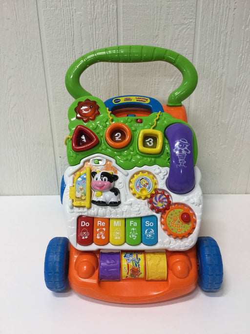 used VTech Sit To Stand Learning Walker