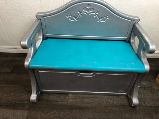 used Little Tikes Outdoor Chest