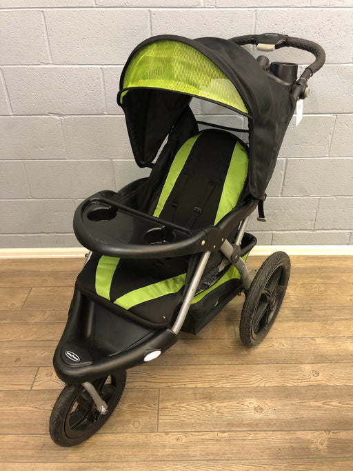 used Baby Trend Expedition ELX Jogging Stroller, 2016