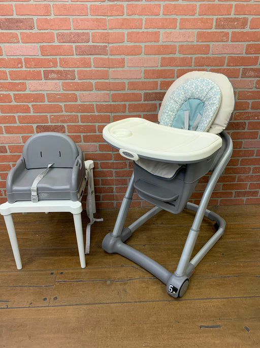 used Graco Blossom 6-in-1 Convertible High Chair
