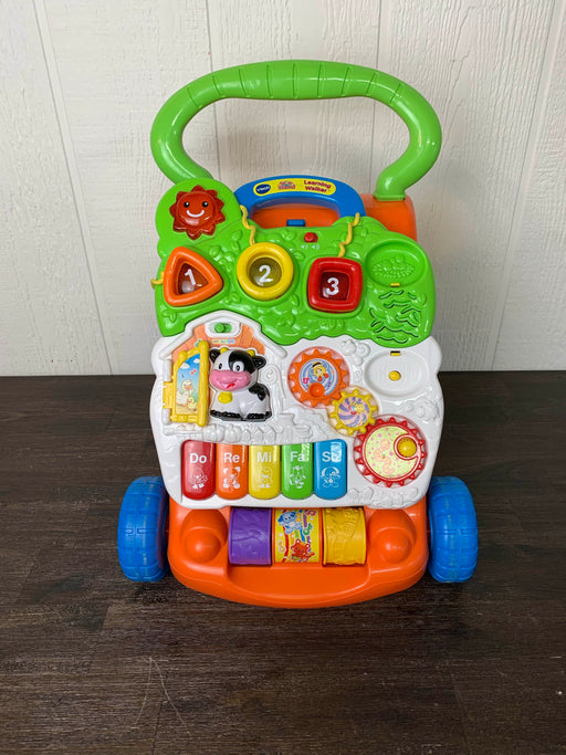 used VTech Sit-To-Stand Learning Walker
