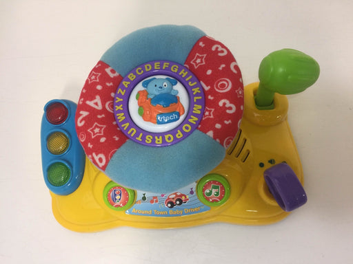 used VTech Baby Around Town Baby Driver