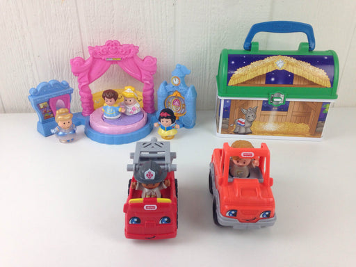 used Fisher Price Little People Sets
